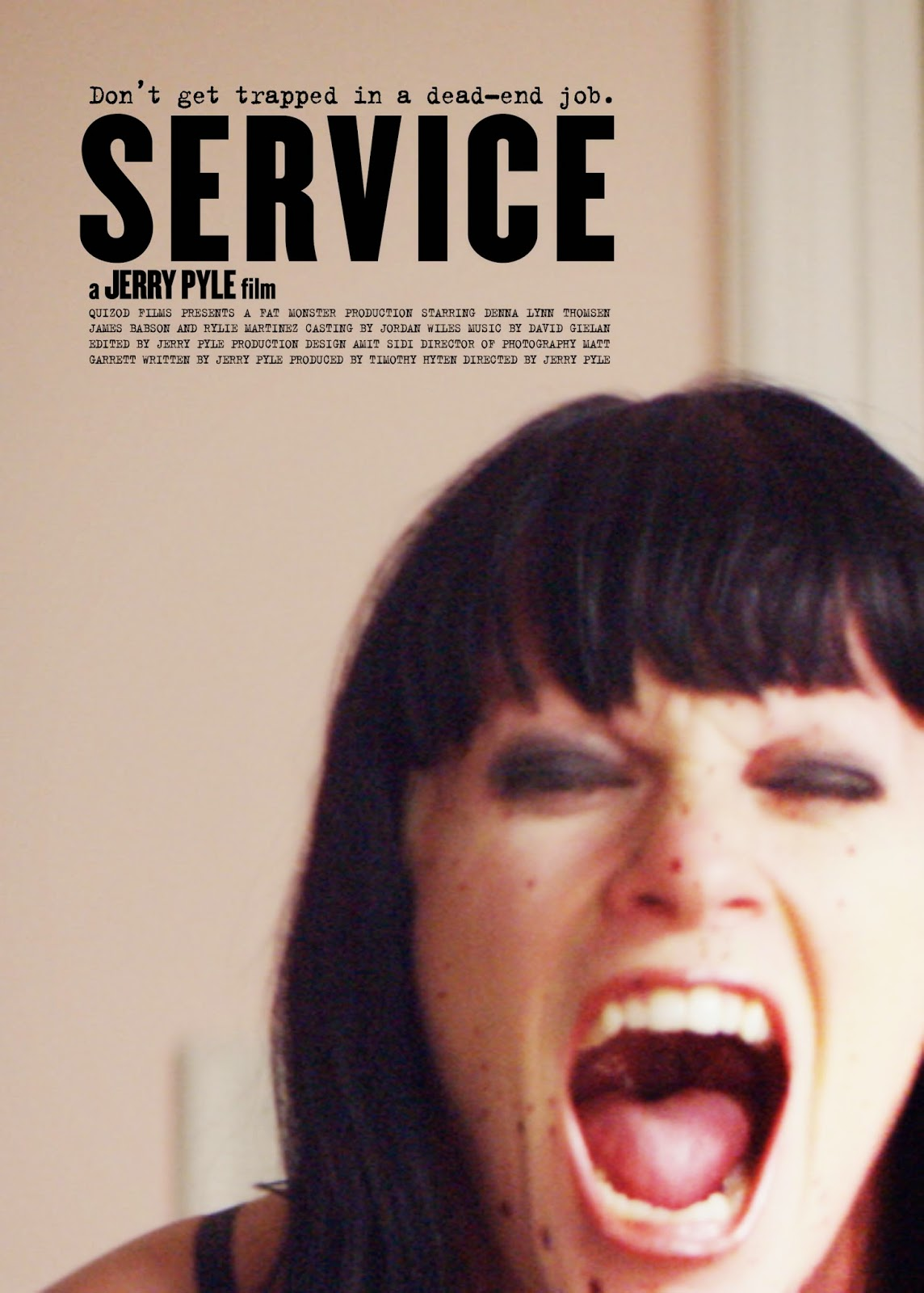 service jerry pyle short horror