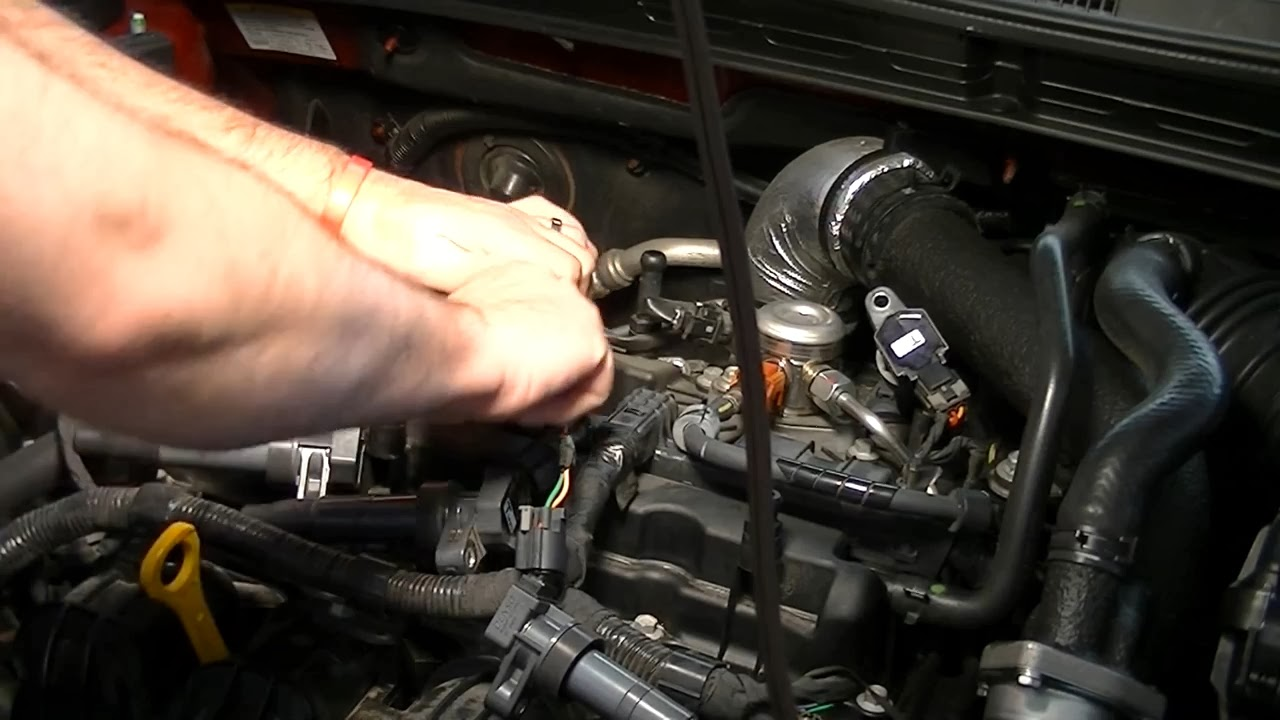 Hyundai Repair How To Spark Plug Check Replacement