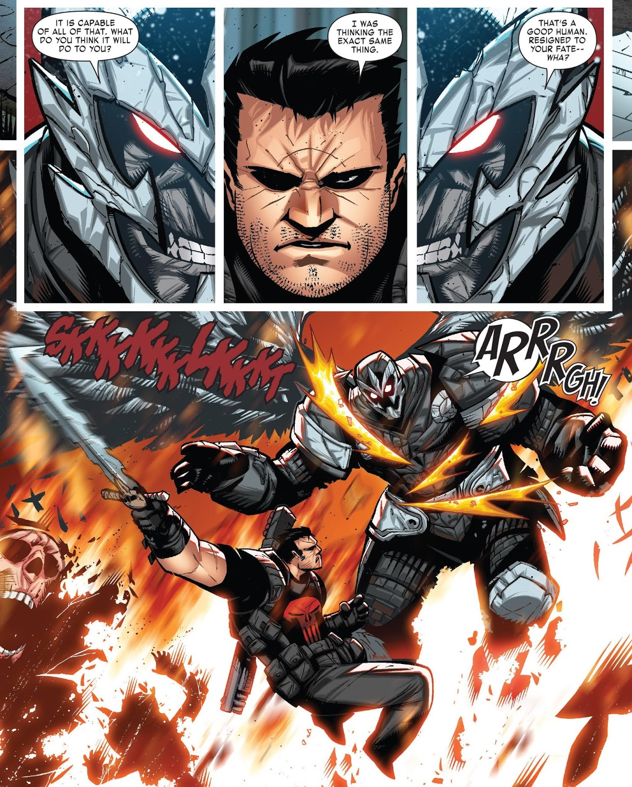 Lucifer Marvel: Punisher Central: PC POST #252: [UPDATED] -ARTICLE