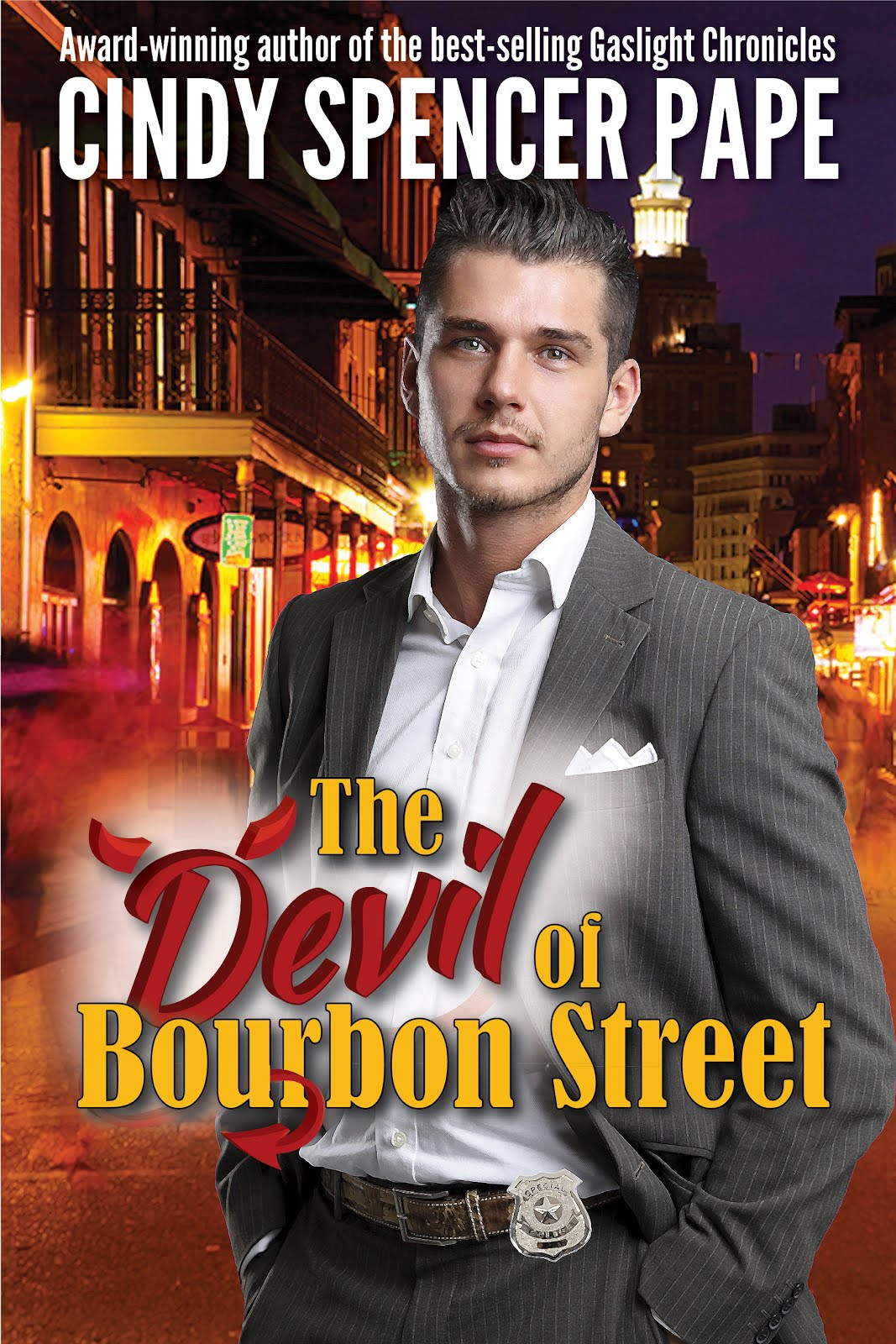 The Devil of Bourbon Street