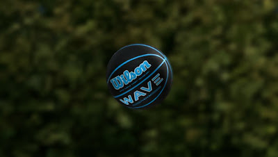 NBA 2K13 Wilson NCAA Wave Phenom Ball Mod