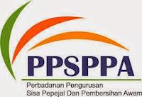 Jawatan Kerja Kosong Perbadanan Pengurusan Sisa Pepejal & Pembersihan Awam (PPSPPA) logo