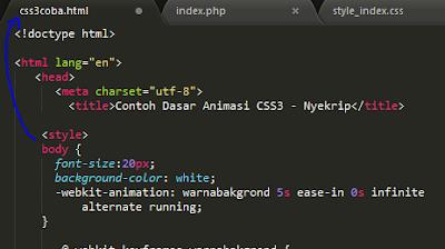 Pembahasan Lengkap HTML dan CSS