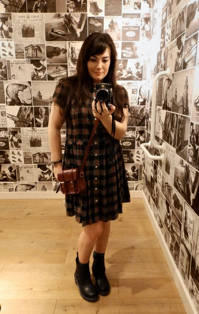 Dr Martens Liverpool store Liverpool One Dr Martens clothes uk style and fashion blogger
