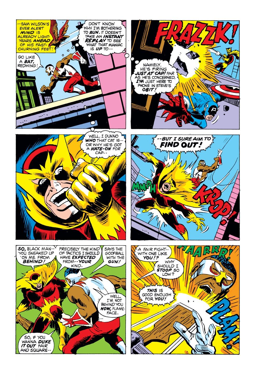Captain America (1968) Issue #168 #82 - English 5
