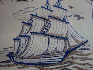 Navegando no *Richelieu*