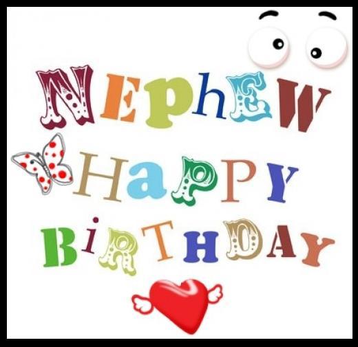 Happy Birthday Nephew Quotes For Facebook Quotesgram Happy Birthday Wishes To Nephew