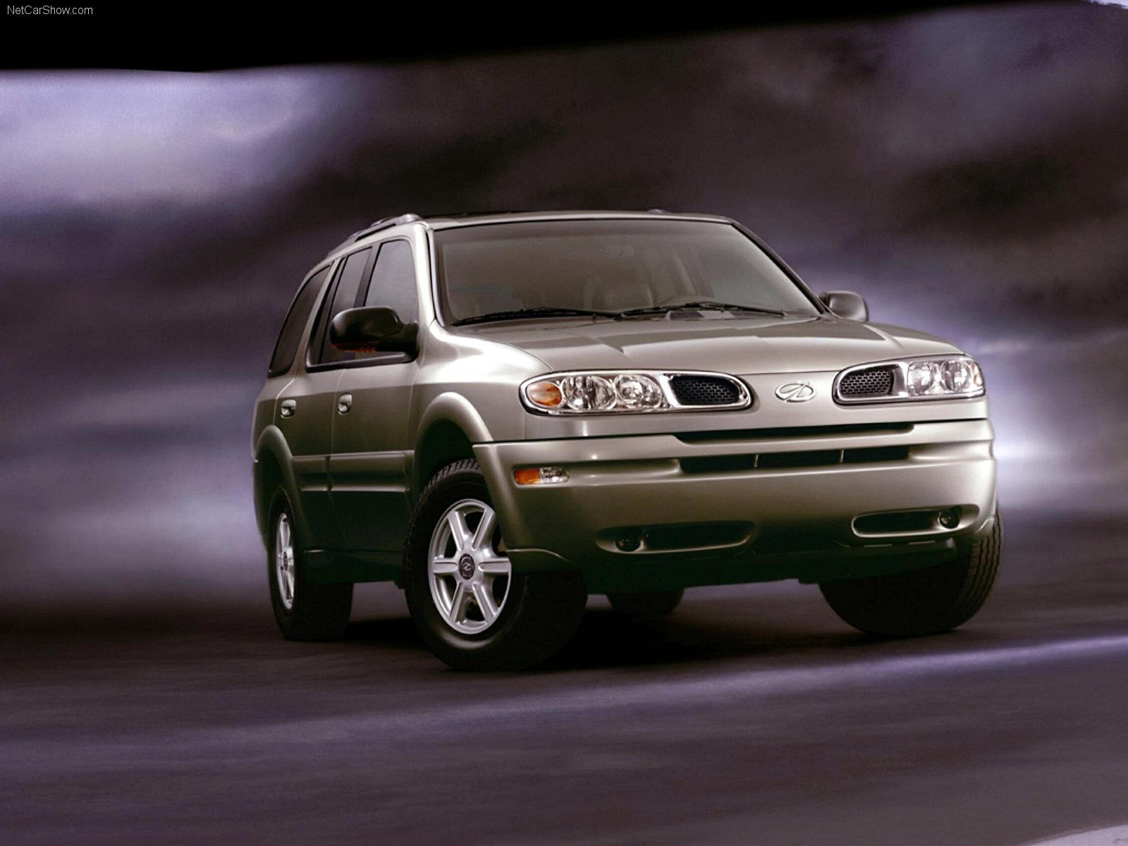 Hình ảnh xe ô tô Oldsmobile Bravada 2002 & nội ngoại thất