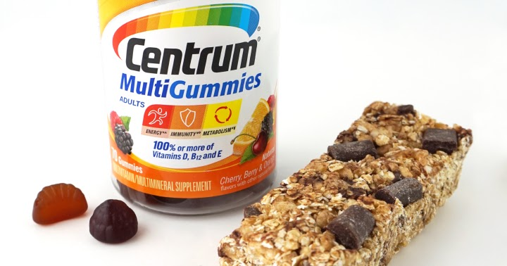 Get all-day energy with this granola bar