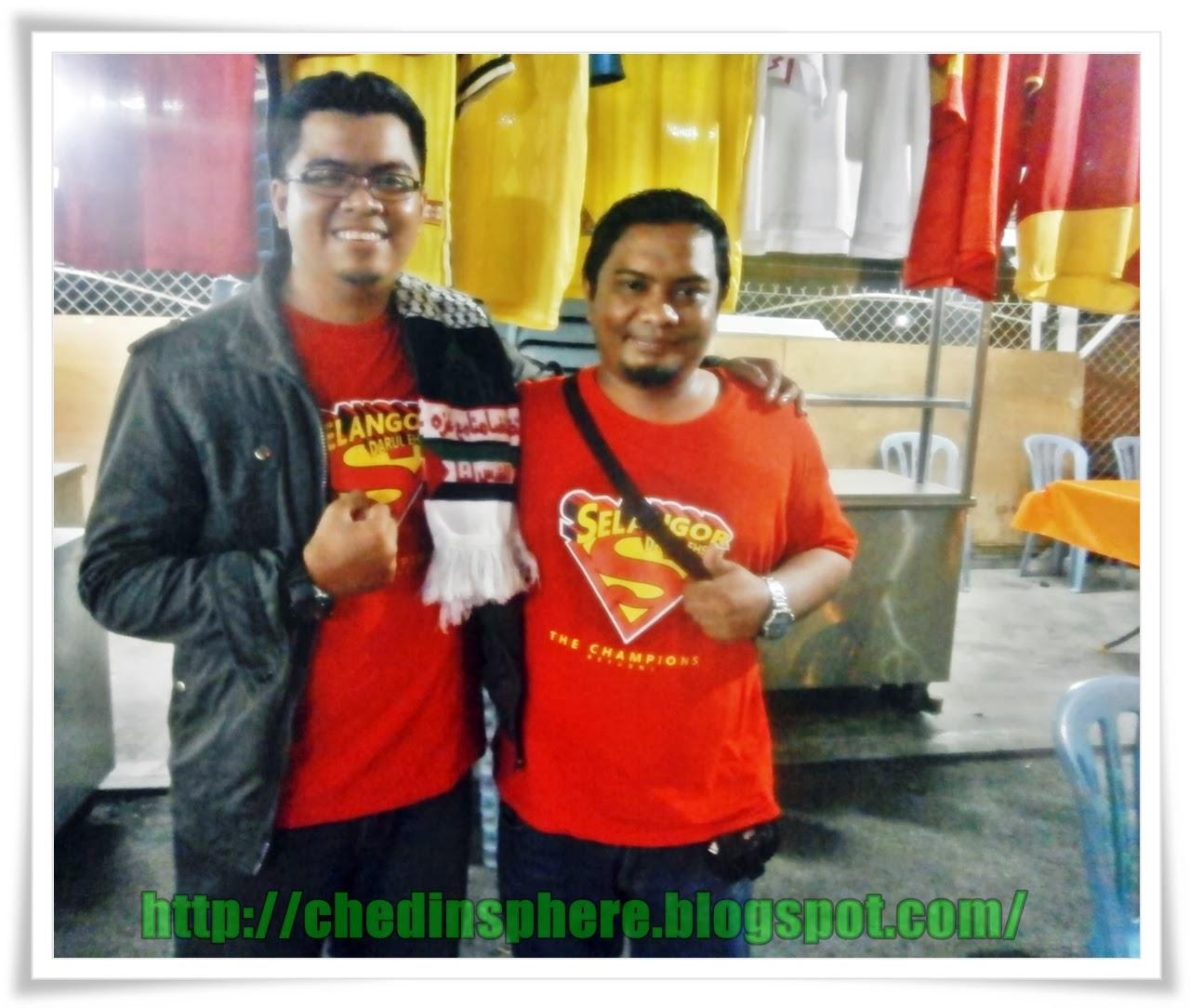 Restoran The Red Warriors-Gaza Corner di Kampung Kuantan, Klang