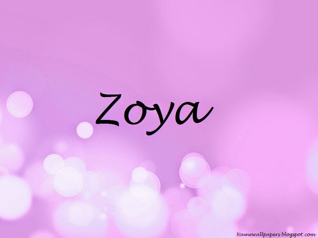 the gallery for gt zoya khan name logo