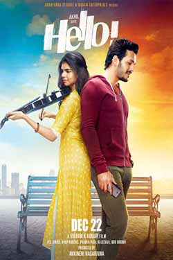 Taqdeer (Hello) 2018 Hindi Dubbed Full Movie HDRip 720p