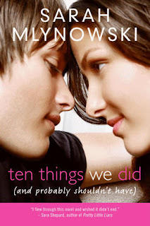 Guest Review: Ten Things We Did by Sarah Mlynowski