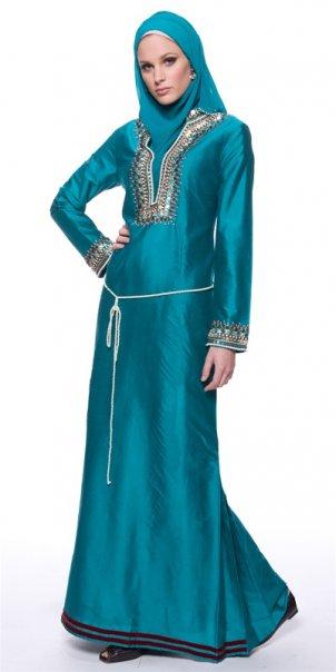 Robes soirées pour femmes voilées