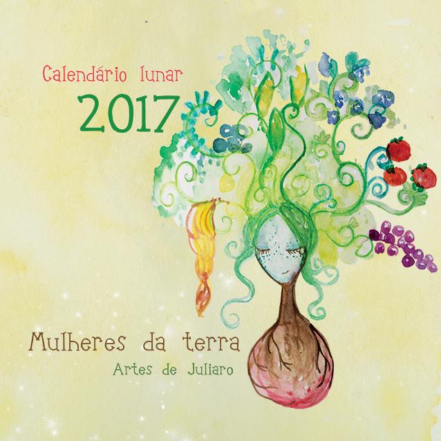 Capa calendário 2017