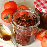 home made chutney