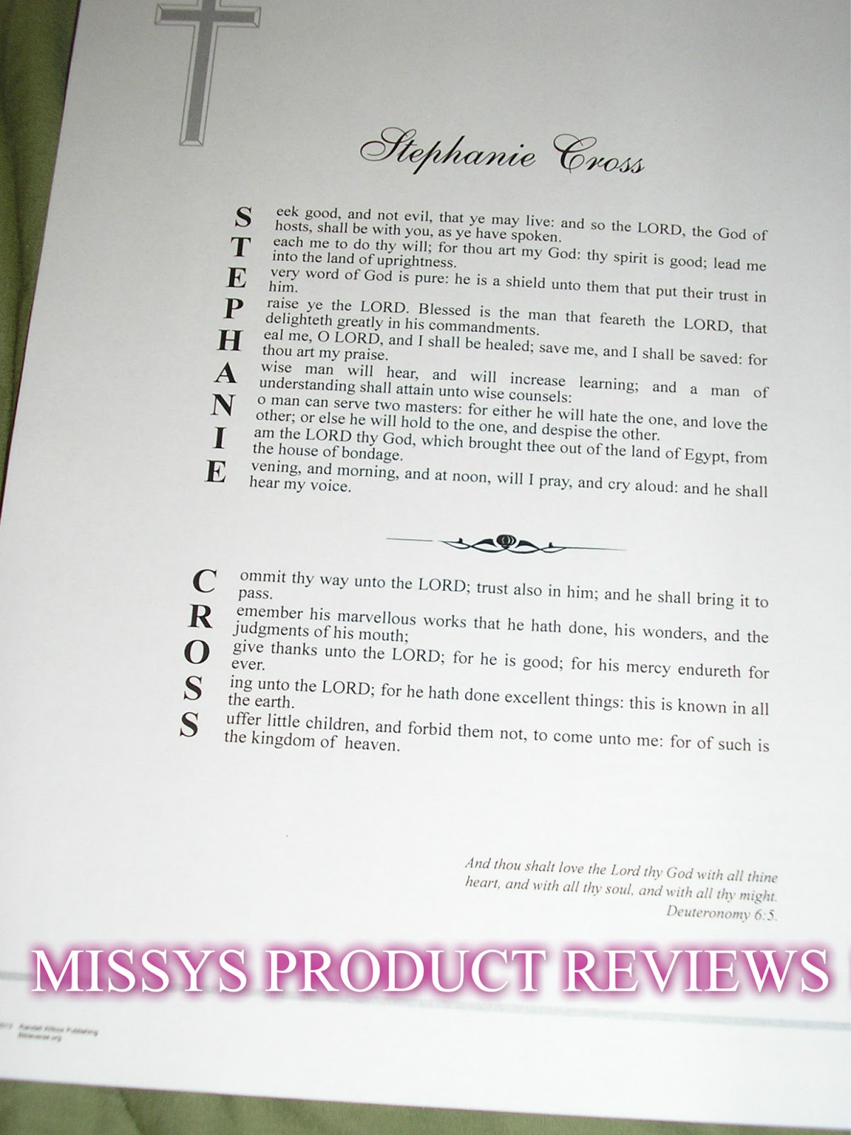 missys product reviews bible verse gifts review and giveaway