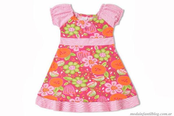 moda infantil verano 2014 GdeB nenas