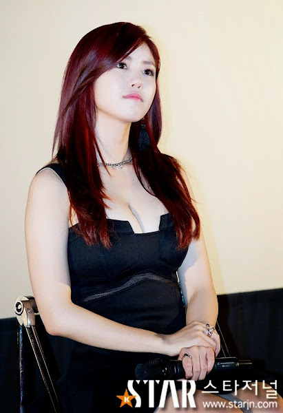 SECRET Hyosung I'm In Love Live