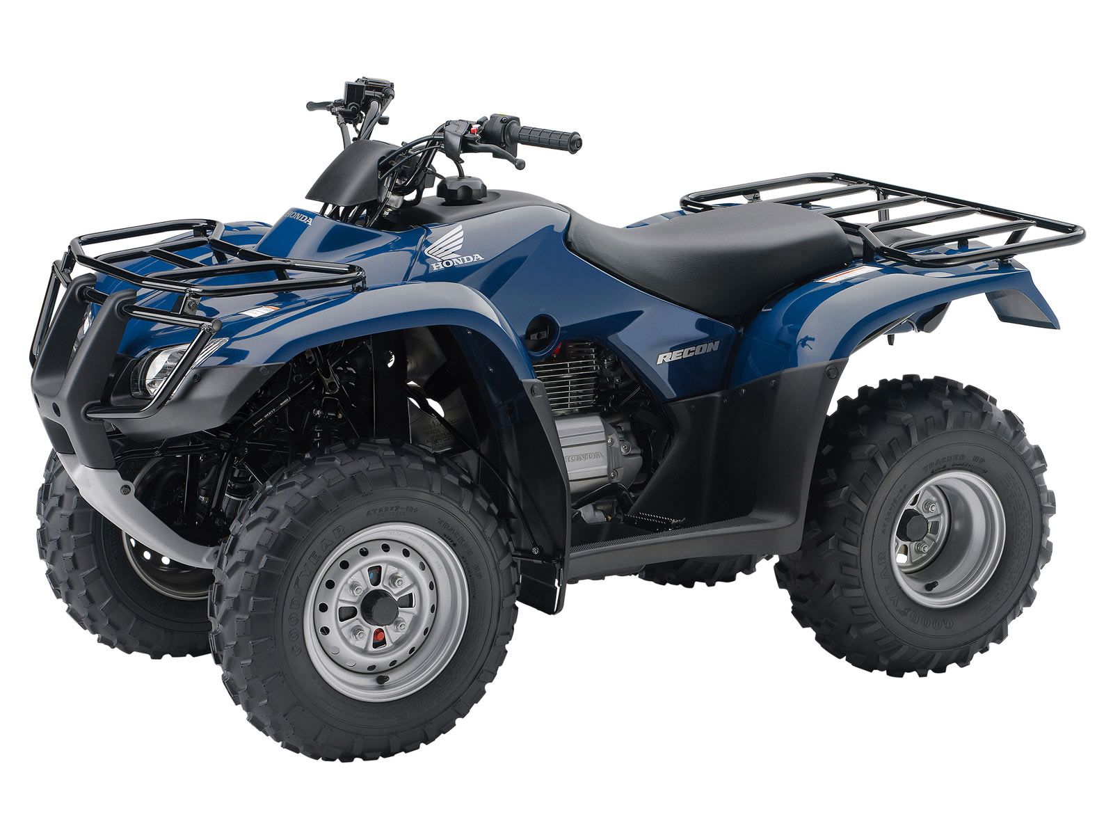 honda atv wallpapers 2008 fourtrax recon. Black Bedroom Furniture Sets. Home Design Ideas