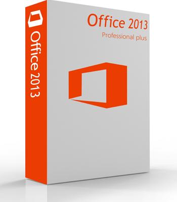 Microsoft Office Professional Plus 2013 Full Version (x86 & x64)