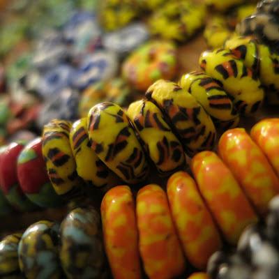 imagen krobo beads, solamante