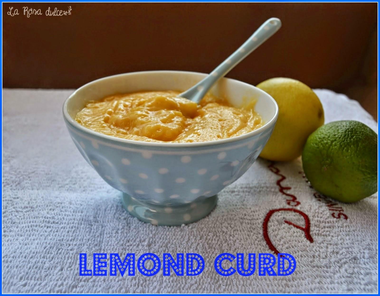 lemond curd sin lactosa