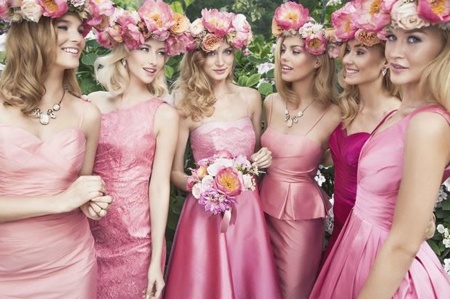 2017 Spring Summer Bridesmaids Dresses