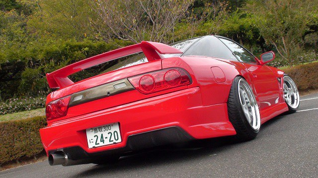 Nissan 180SX driftowóz JDM