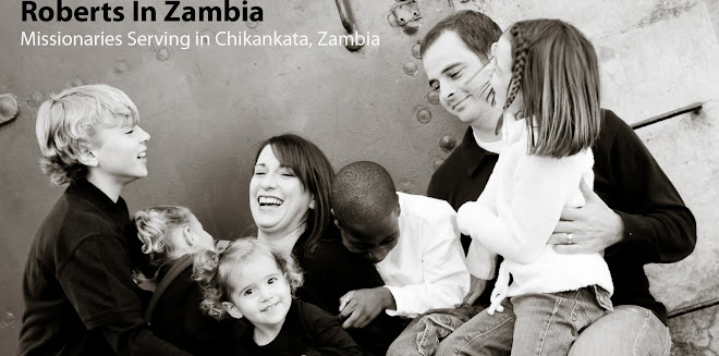 Roberts in Zambia