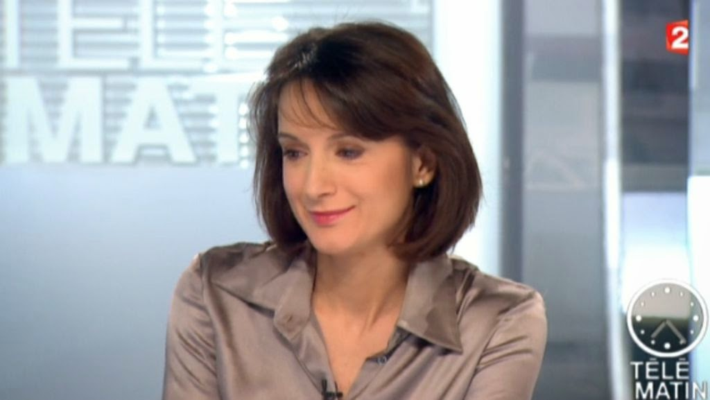 Laurence ostoloza france 2 psycho telematin for Telematin cuisine france 2