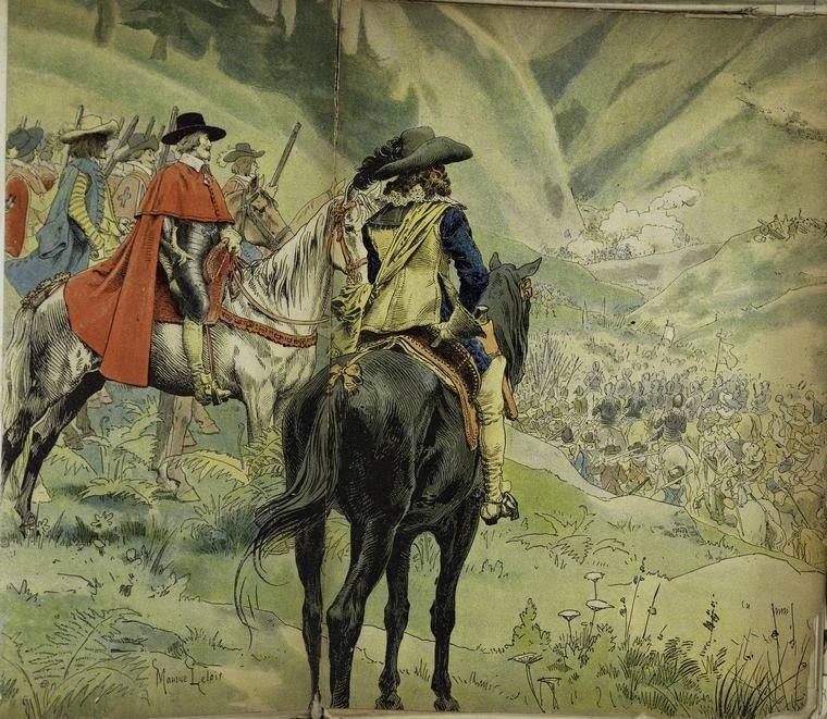 David Parrott. Richelieu's Army: War, Go vernment and ...