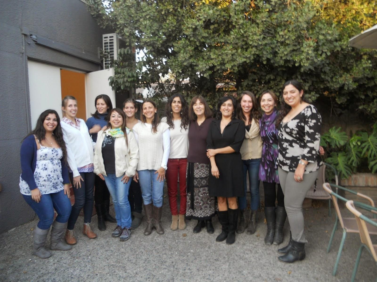 Magíster en Estudios Sistémicos Relacionales de la Familia y la Pareja 2014