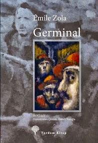 Germinal kitap kapağı