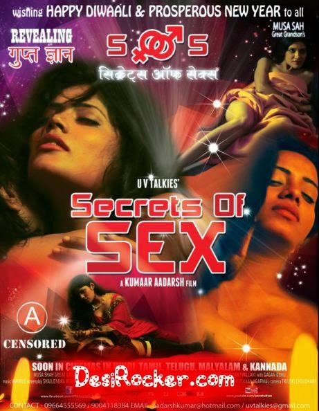 18+ Secrets Of Sex (2013) Hindi Movie DVDRip 350MB