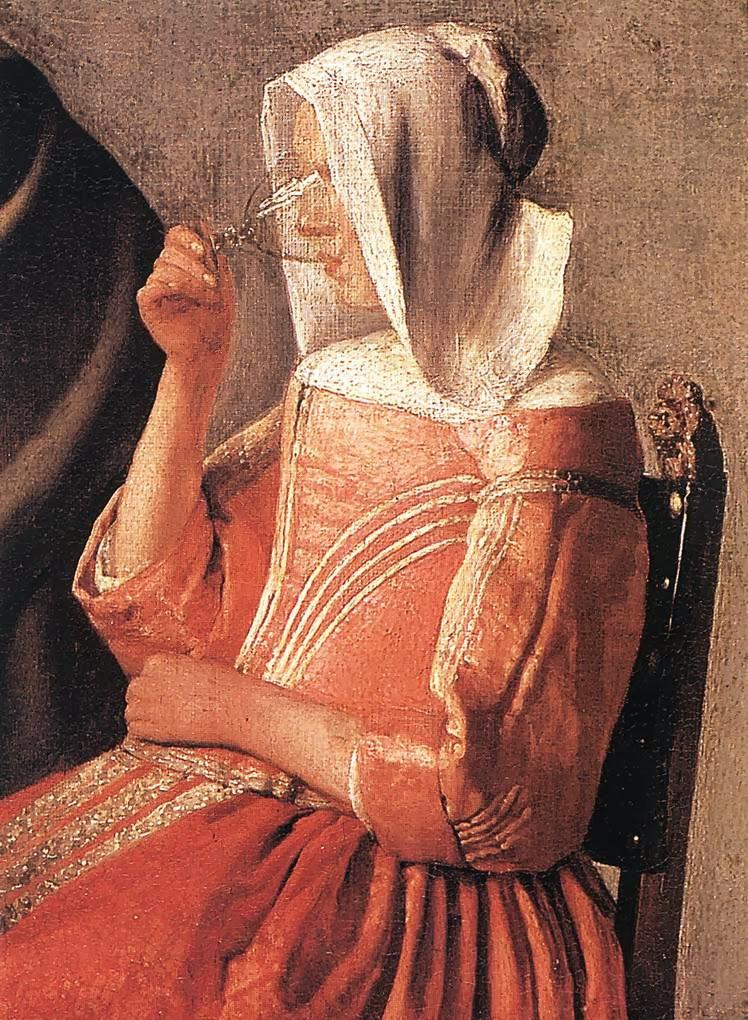 solitary dog sculptor i: painter: jan vermeer - part 1 - 15 images