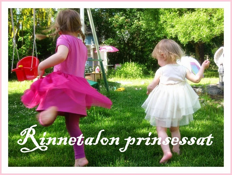 Rinnetalon prinsessat