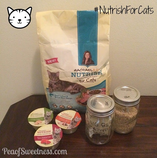 Nutrish For Cats Giveaway