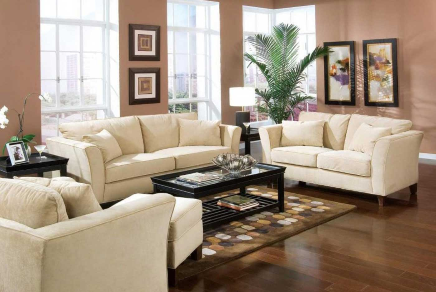 Beautiful Living Room Sets As Suitable Furniture