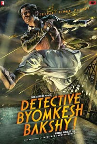 Detective Byomkesh Bakshy (2015) Movie Poster