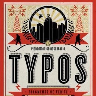 Typos, tome 1 : Fragments de vérité de Pierdomenico Baccalario + Concours