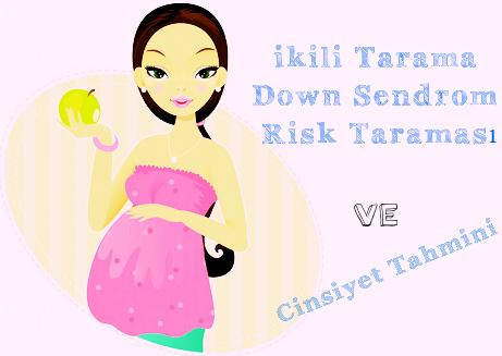 İkili Tarama ve Down Sendrom Risk Tarama, cekirdekaileninmaceralari