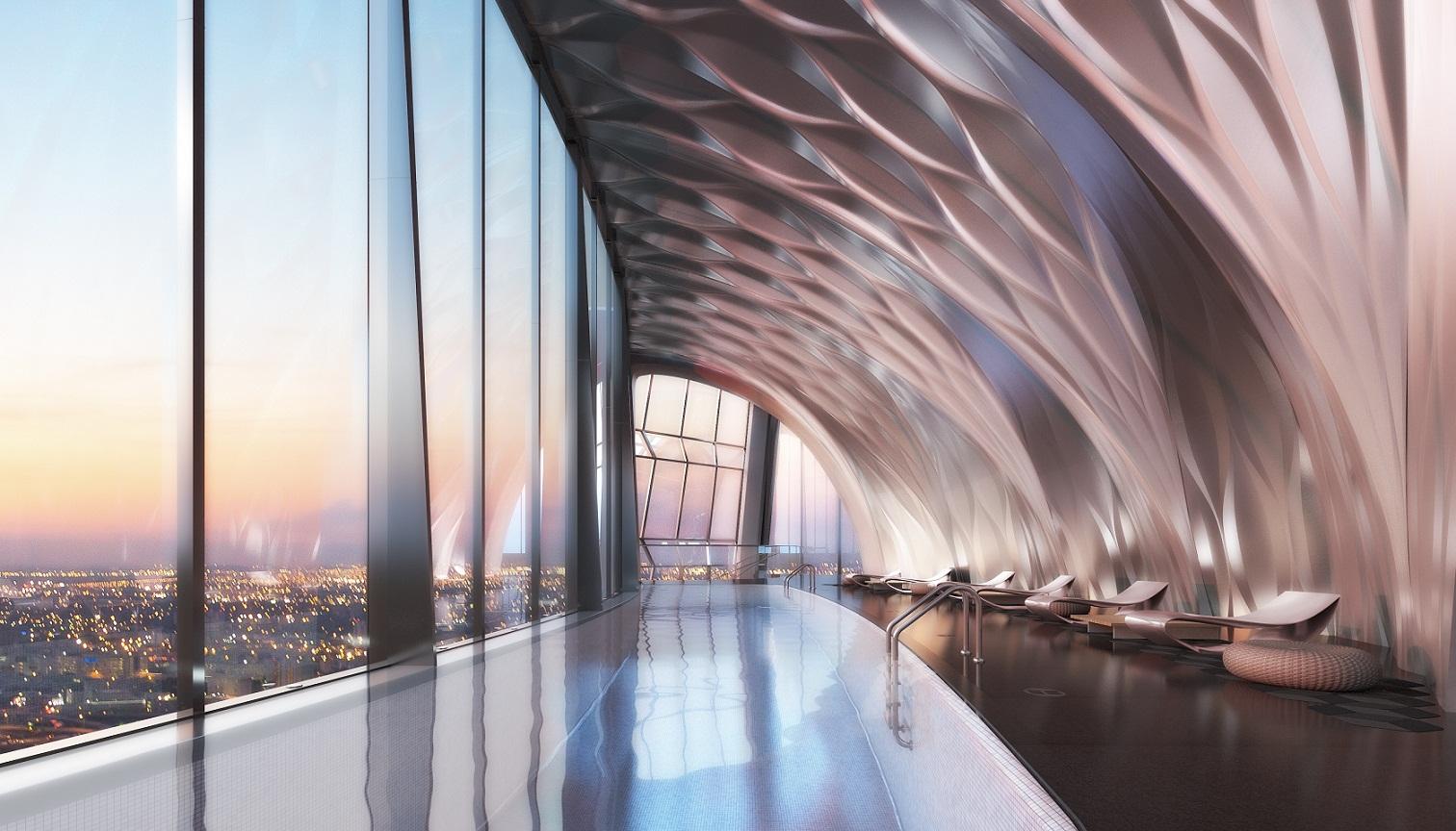 Zaha Hadid Design Project 1000 Museum In Miami Beach Usa