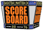 Scoreboard Email Subscribe