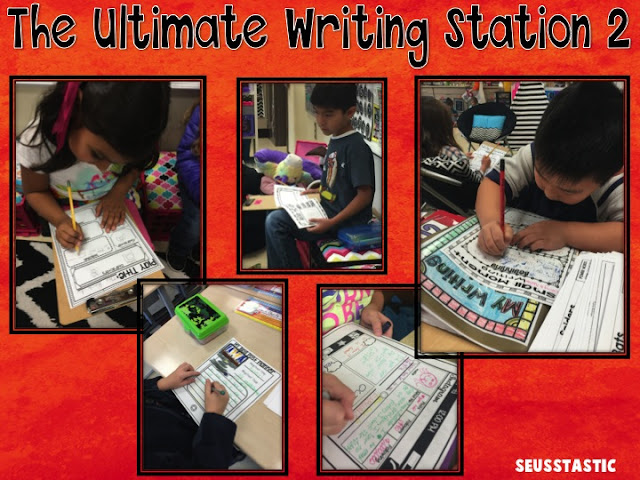 Ultimate Writing Station 2 in action