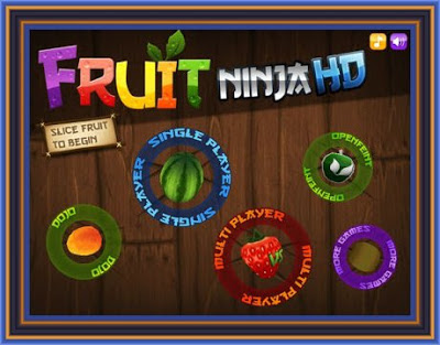 Fruit Ninja Hd Game Free for Pc (Screen Shots no.1)