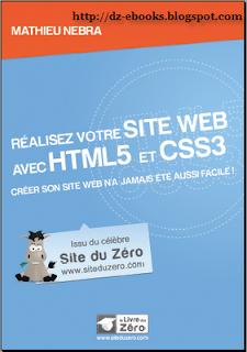 HTML 5 et CSS3