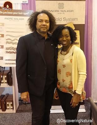 Nzuri Natural Hair DiscoveringNatural Andre Walker