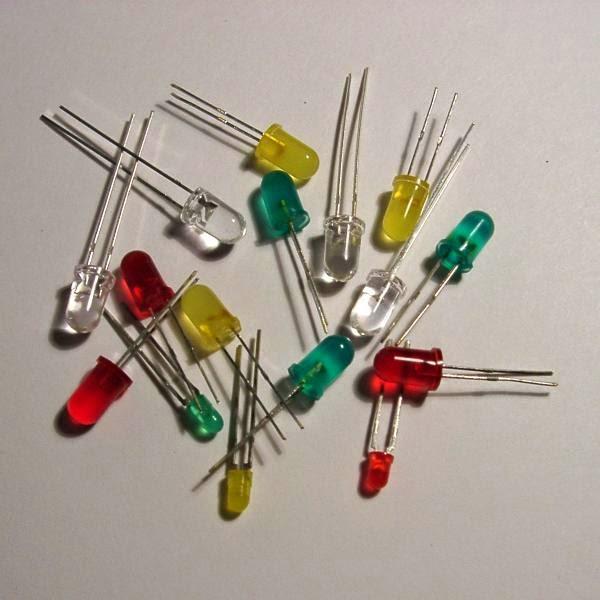 Proyectos de ciencias leds giratorios for Tipos de bombillas led para casa
