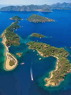 Göcek 12 Adalar
